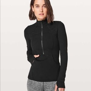 Lululemon Black Define Pullover Jacket